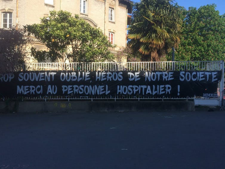 hôpital Salpêtrière à Paris